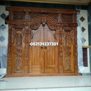 Pintu-jati-gebyok-Jawa-jepara-asli-3-meter